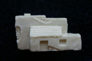 Wargames Tournaments 15mm 15/MB09 North African 2 Storey House